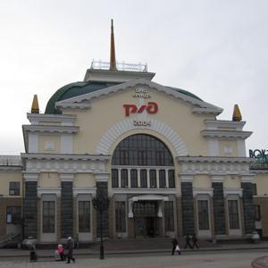 Железнодорожные вокзалы Лыткарино